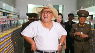 金正恩氏(朝鮮中央通信)
